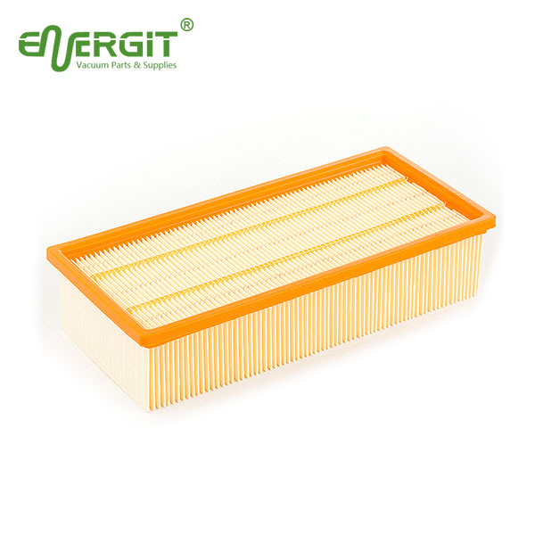 Flat Water-proof HEPA Filter for Karcher NT65/2 & NT72/2