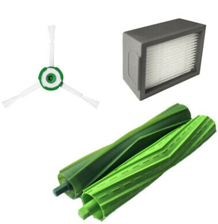 Replacement kit for iRobot Roomba i series cleaner i7 E5 E6